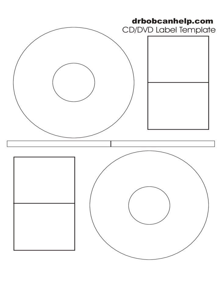 CD Template DVD Template by Disc Makers 9842180 - potentiel.info