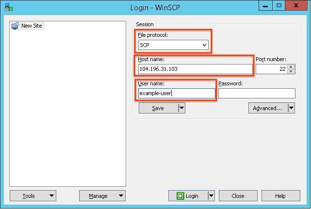 Transferring Files to Instances   Compute Engine Documentation ...