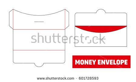 Die Cut Envelope - Download Free Vector Art, Stock Graphics & Images
