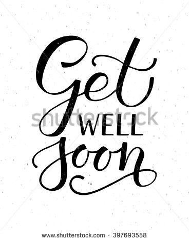 Get Well Soon Stock Images, Royalty-Free Images & Vectors ...