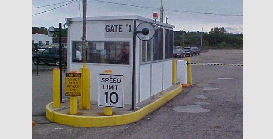 Gate Houses | Portable Enclosures | Custom Modular Enclosures