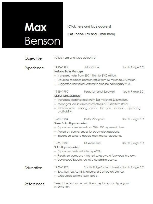 open source resume builder get 20 resume generator ideas on