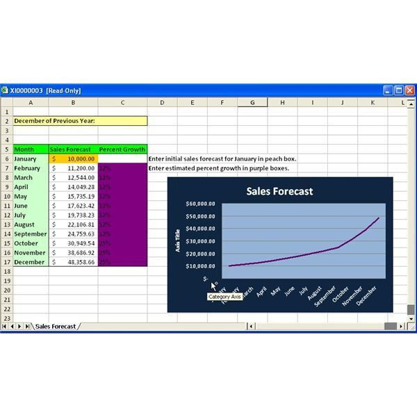 How to Forecast Initial Sales for New Business Owners