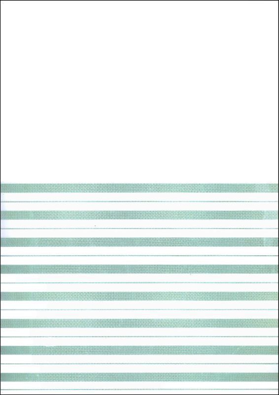 Intermediate Writing Paper (all lined, light green) (003481 ...