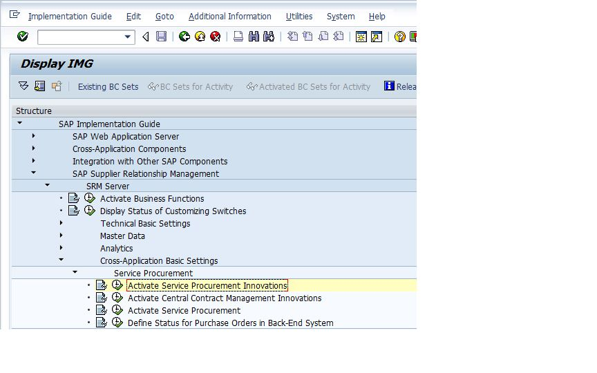 Central contract – Missing Item types | SAP Blogs