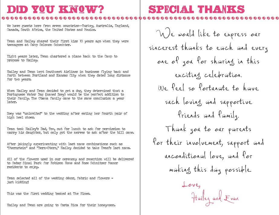 Wedding Thank You Note Wording | belated wedding thank you note ...