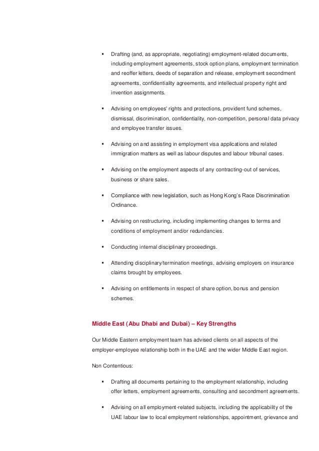 EMEA L&E Capabilities