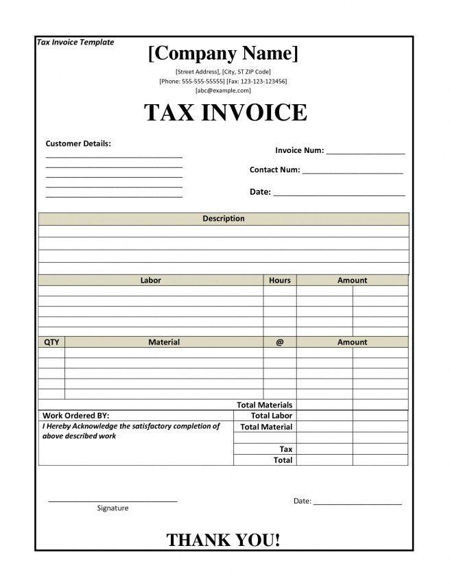 Download Nz Ird Tax Invoice Template | rabitah.net