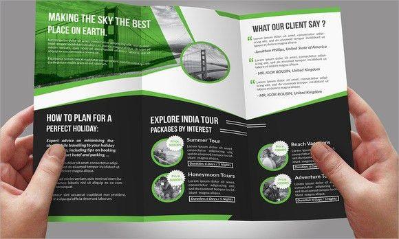 10+ Travel Brochures - Sample, Example, Format