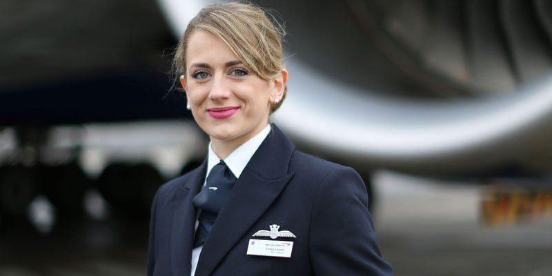 Aged between 18 and 55 and want to become a British Airways pilot ...