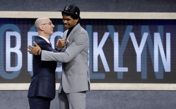 NBA Draft: Nets take Texas big man Jarrett Allen No. 22 overall ...