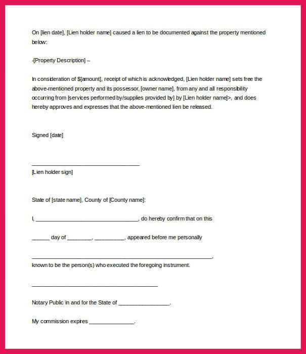 example of notarized letter | sop examples