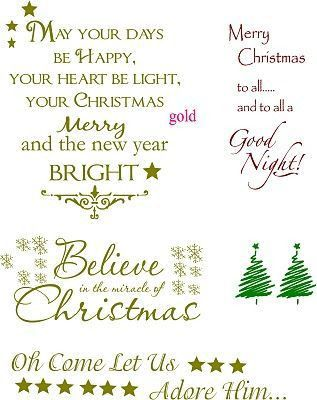 The 25+ best Christmas card messages ideas on Pinterest | Cute ...