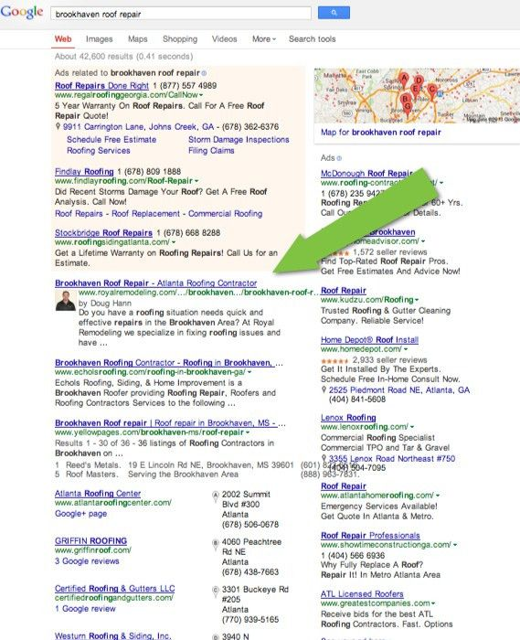 Roofer SEO Case Studies | SEO Examples for Roofing Companies