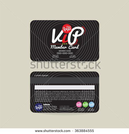 Member Card Stock Images, Royalty-Free Images & Vectors | Shutterstock