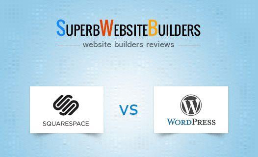 Squarespace vs WordPress | Head-to-Head Comparison