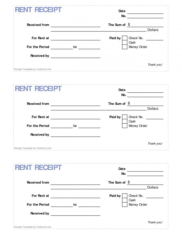 Rental Slip Format Template Purchase Order Printable Blank Coupon ...