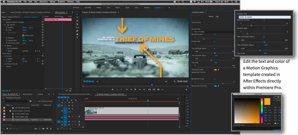 Premiere Pro 2017.1 Spring Update - Filmimpact.net