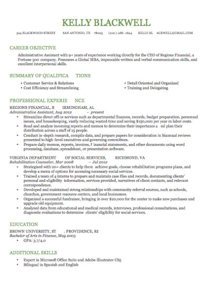 Resume Builder   Create a Professional Resume in Minutes!