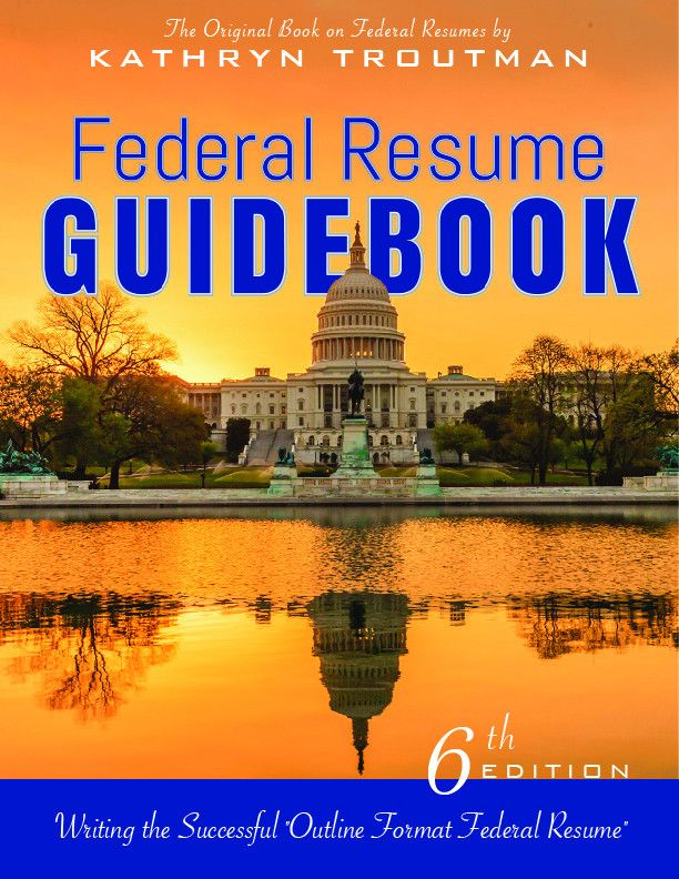 How to Prepare a Federal Resume For a GS-14 Position - The Resume ...