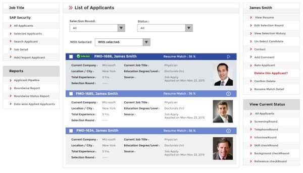 Applicant Tracking System Archives - Job Board Software With ...