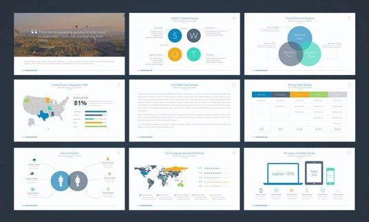 Design a PROFESSIONAL 10 slide Powerpoint presentation, Pitch deck ...