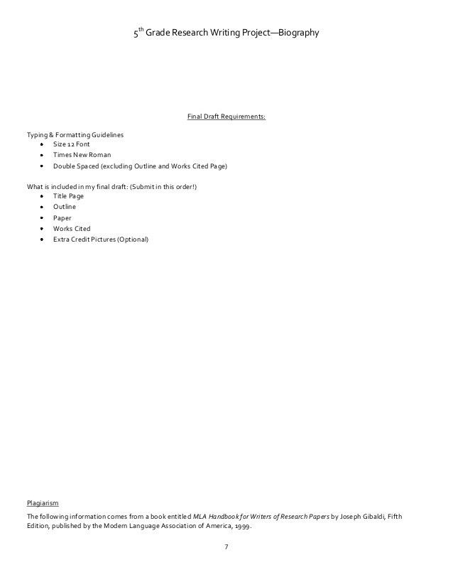 Research paper essay outline