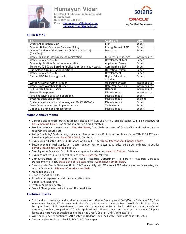 oracle functional consultant resume cv jagdish utwani updated