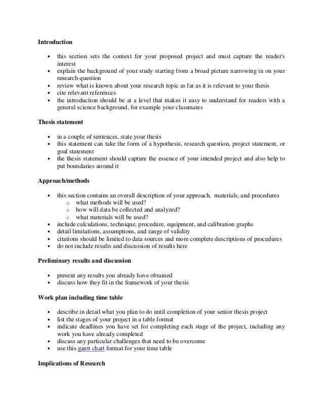 28+ Project Proposal Outline Template | Help Writing A Project ...