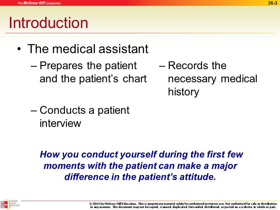 Patient Interview and History - ppt download
