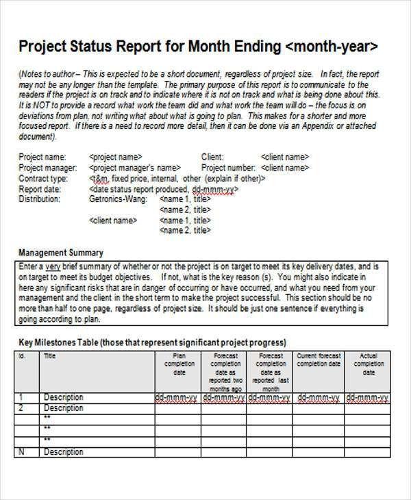 40+ Report Samples in Doc | Free & Premium Templates
