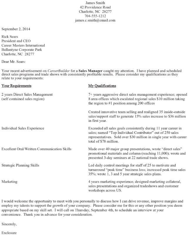 Part 2 of 10: Rebirth of the Cover Letter   Rick Sears   Pulse ...