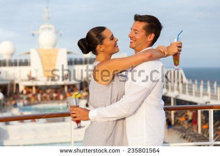 Couple Cruise Ship Stock Images, Royalty-Free Images & Vectors ...
