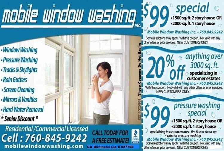 San Diego Window Cleaning || San Diego Power Washing || Carlsbad ...