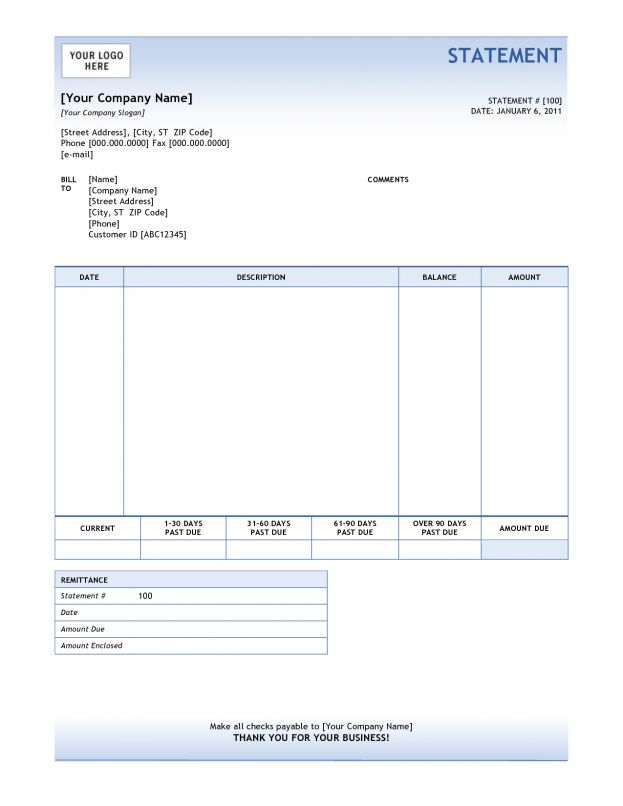 Blank Bill Of Lading Template : mughals