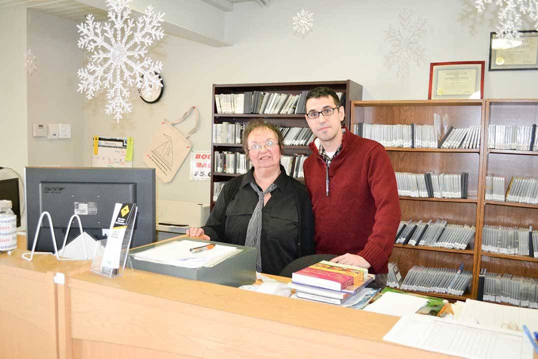 Little Current Public Library starts a new chapter