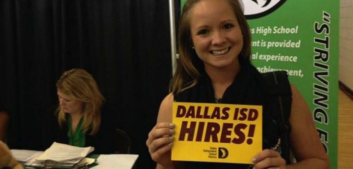 What to know about the April 8 Dallas ISD job fair | The Hub