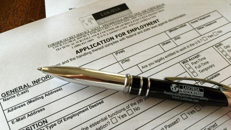 Resume' & Cover Letter Template - LaSorsa & Associates - Executive ...