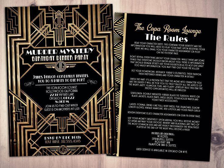 Best 25+ Mystery dinner party ideas on Pinterest | Murder mystery ...