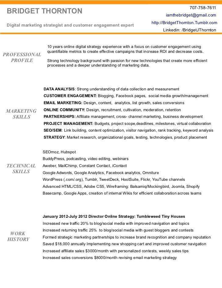 Best 20+ Marketing resume ideas on Pinterest | Resume, Resume ...