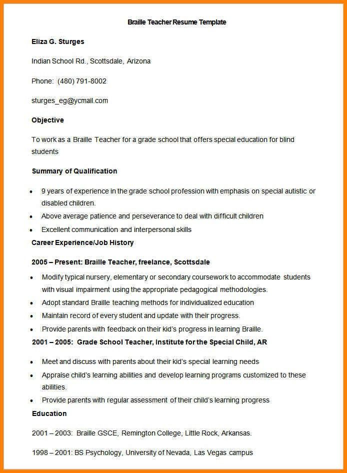 education on resume format education section resume writing guide
