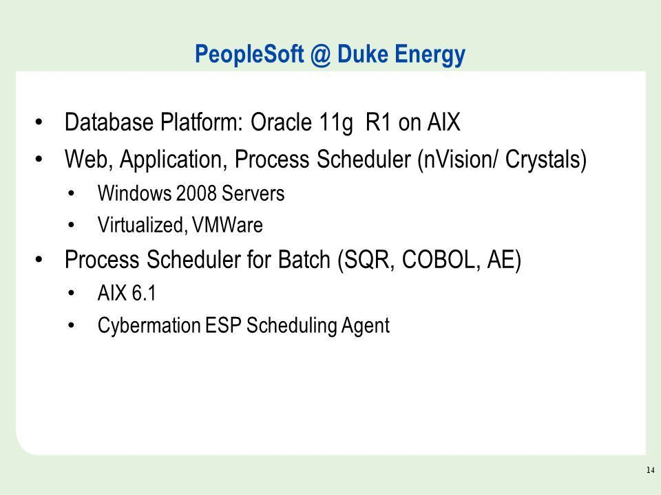 PeopleSoft Application Upgrades: - ppt download