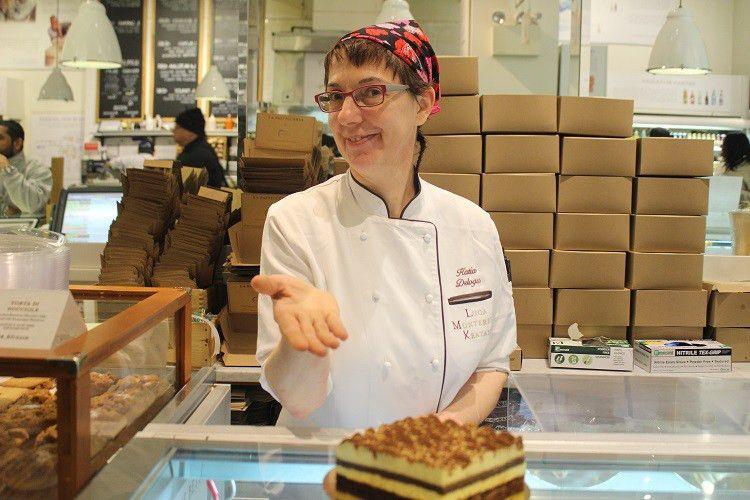 Katia Delogu | Meet the Pastry Chef at Eataly | Eataly