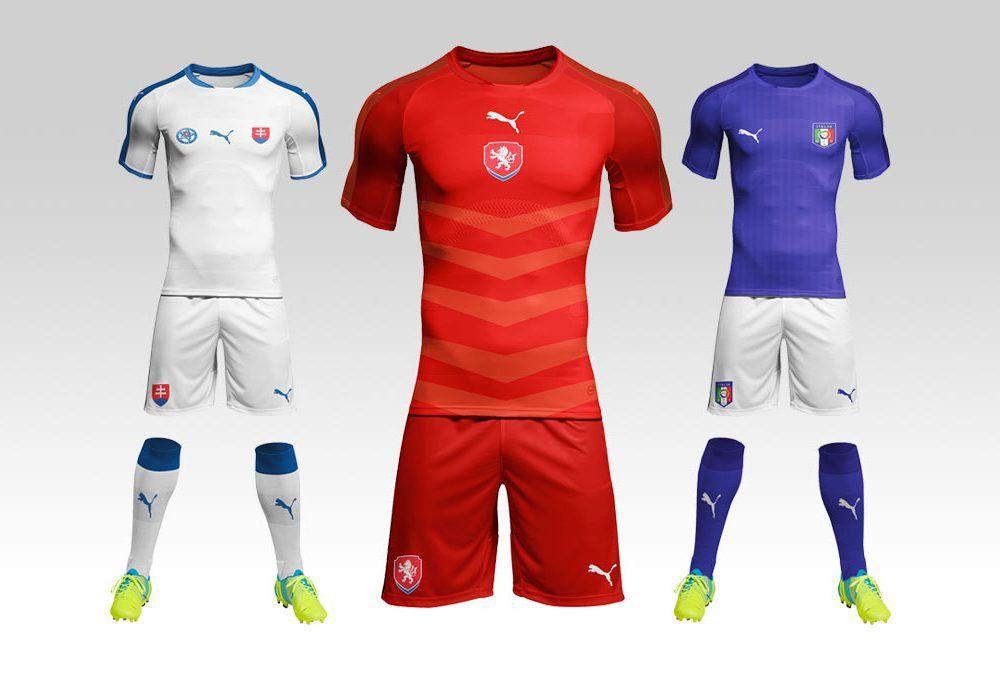 Football / Soccer Kit Mockup | MockupWorld