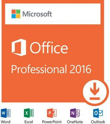 Microsoft Office Professional 2016 for Windows (1 User) [Download ...