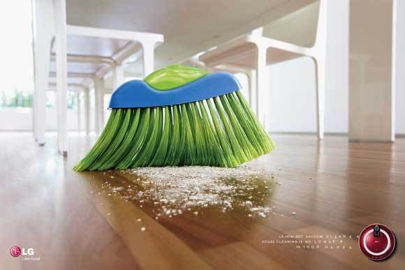 House cleaning advertisements ideas - House interior