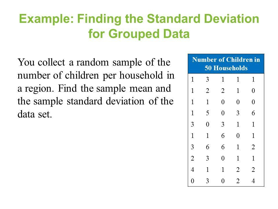 Section 3-2 Measures of Variation. - ppt download