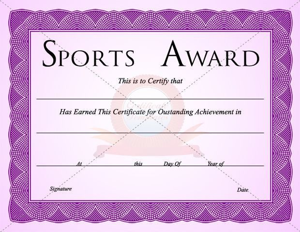 502 best Certificate Template images on Pinterest   Certificate ...