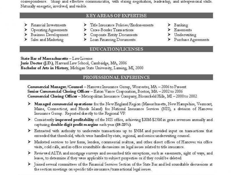 Fascinating Legal Resume Examples 4 Legal Assistant Resume Sample ...