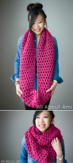 15 Free Crochet Patterns for Trendy Winter Clothes | GleamItUp